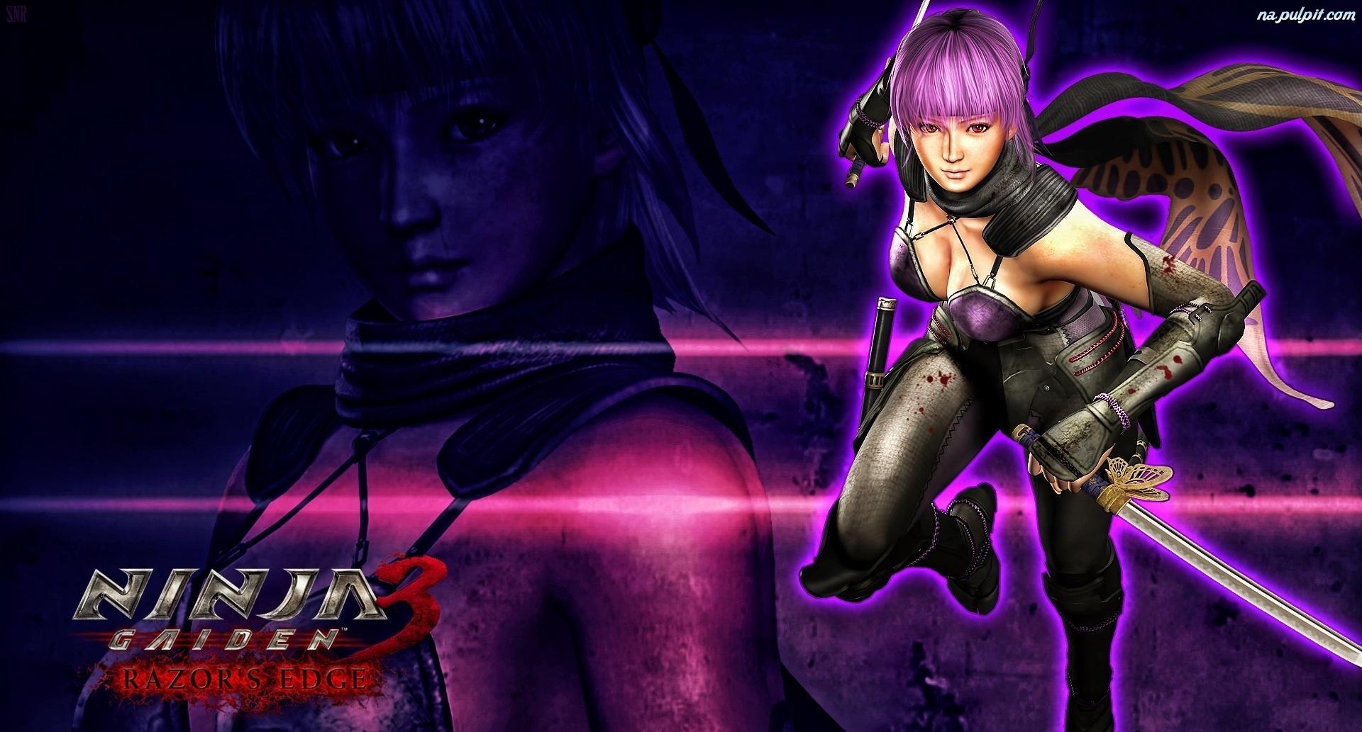 Ninja Gaiden 3:Razor Edge, Ayane Na Pulpit  Ninja Gaiden 3:...